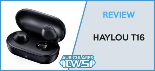 Haylou T16 Black