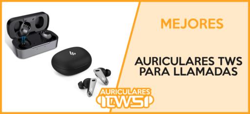 Mejores auriculares inalambricos para llamadas
